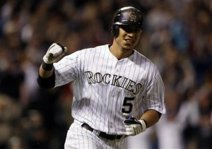 Carlos Gonzalez, 2014 Colorado Rockies Preview