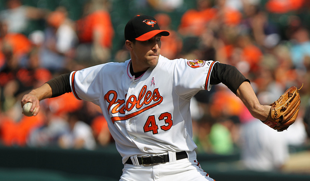 Jim Johnson, Baltimore Orioles, ranks among the top Fantasy Closers
