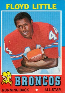 Floyd Little, RB, Denver