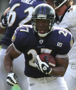 Ray Rice, RB, Baltimore Ravens -- Should he be your No. 1 Fantasy Football pick?