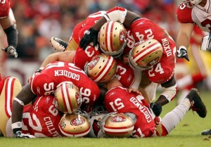 San Francisco 49ers - 2012 Fantasy Defense Rankings