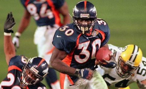 Terrell Davis, RB, Denver -- Worst Fantasy Picks Ever