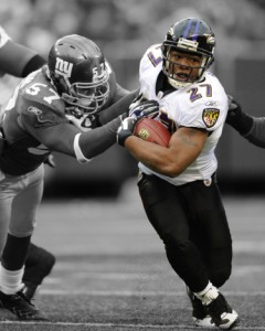 Ray Rice, Baltimore Ravens -- Ray Rice first overall