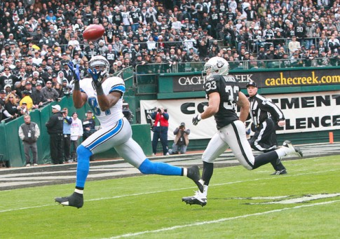 Calvin Johnson, WR, Detroit Lions - 2012 Fantasy Football
