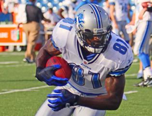 Calvin Johnson, WR, Detroit Lions - Fantasy Football