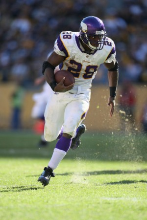 Adrian Peterson, RB, Minnesota -- Risky Fantasy Players