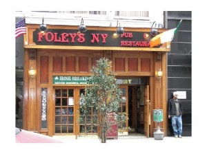 Foley's -- Best Fantasy Football Draft Party Locations