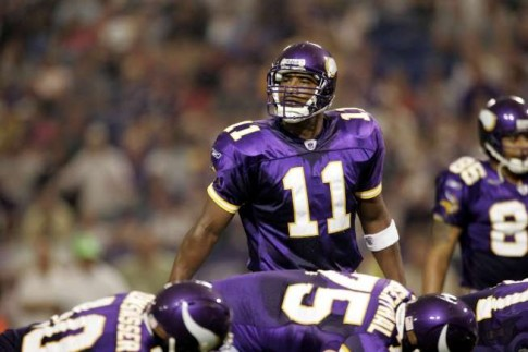 Daunte Culpepper, QB, MIN - Worst Fantasy Picks Ever