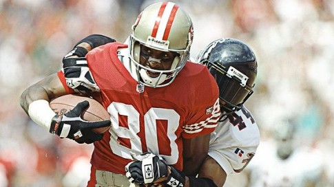 Jerry Rice, WR, SF - Worst Fantasy Picks Ever