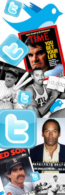 Forgotten Athlete Tweets -- Athletes Twitter Sports