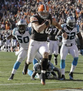 Fantasy Football League Ideas - Peyton Hillis