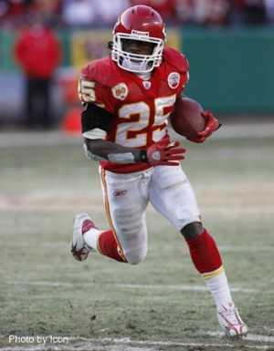 Jamaal Charles, RB, KC - Fantasy Football Player News