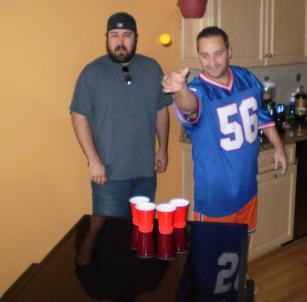 Fantasy Football League Ideas - Beer pong draft lottery