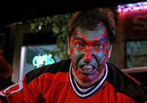 David Puddy from Seinfeld - Fantasy Football owners
