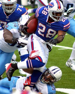C.J. Spiller, Week 15 Start or Sit