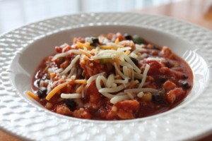 Spicy Turkey Chili Recipe