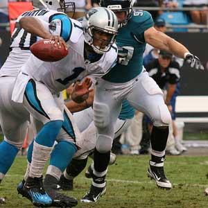 Cam Newton, One of the best Fantasy Rookie QBs ever