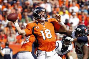 Peyton Manning, 2012 Fantasy Football Awards