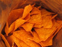 Nacho Cheese Doritos -- Best Week Ever