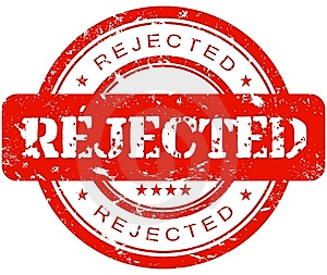Rejected -- Best of 2012