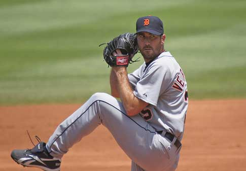 Justin Verlander, 2013 Fantasy Baseball SP Rankings