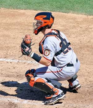 Buster Posey, Fantasy Baseball 2013 Catcher Rankings