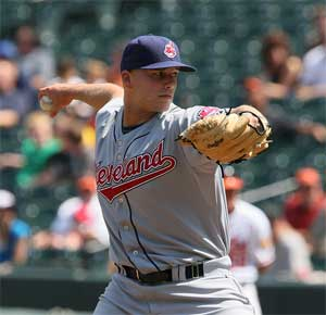 Justin Masterson, Cleveland Indians Players