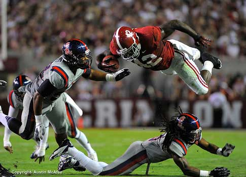 Eddie Lacy, Alabama - 2013 NFL Fantasy Football Rookie Running Backs
