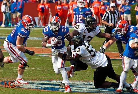 Florida RB Mike Gillislee, 2013 Fantasy Football Rookies