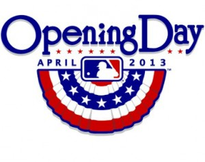 Fantasy Baseball Tips, Opening Day