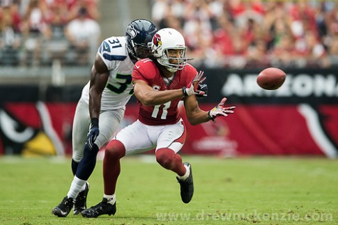 Larry Fitzgerald, 2013 Fantasy Wide Receiver Rankings