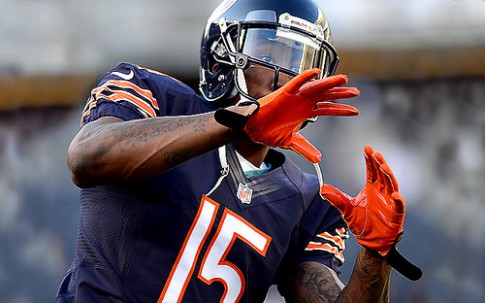 Brandon Marshall, 2013 Fantasy WR Rankings