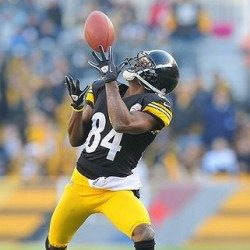 Antonio Brown, 2013 Fantasy Wide Receivers Rankings