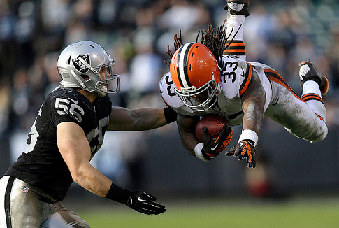 Trent Richardson, 2013 Fantasy Football PPR Rankings2