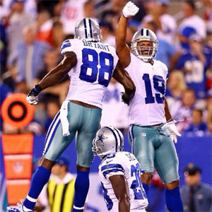 Miles Austin, Dez Bryant, Fantasy-Strength-of-Schedule