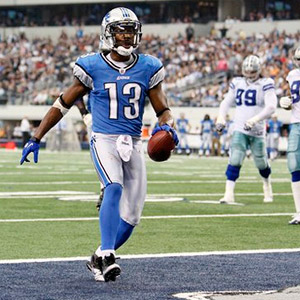 Nate Burleson, Wide Receiver Fantasy Steals
