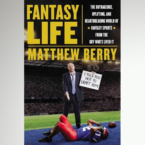 Matthew Berry's Book