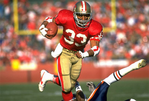 Roger Craig, PPR Running back rankings