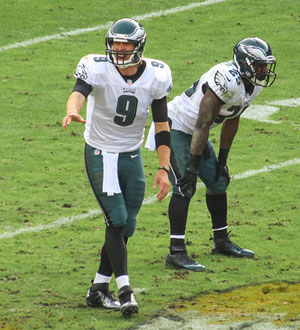 Nick Foles, Eagles quarterbacks