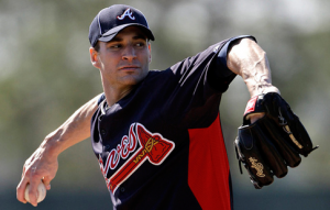 Mike Minor, FantasyAlarm-com, 2014 Atlanta Braves Preview