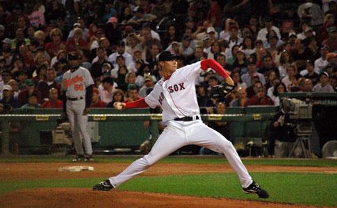 Clay Buchholz, 2014 Boston Red Sox