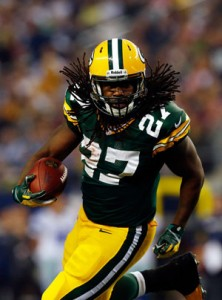 Eddie Lacy, Week 1 RB Rankings