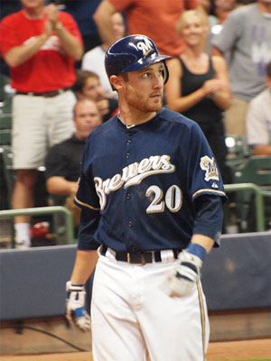 Jonathan Lucroy, 2014 Catcher Rankings