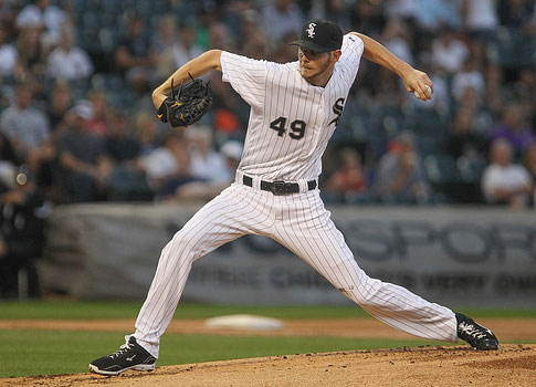 Chris Sale, 2014 Chicago White Sox Preview