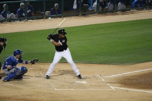 Abreu has left no doubt that he is worth his contract already. Photo by: Dustin Nosler