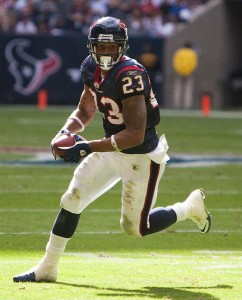 Arian Foster, 2014 Fantasy Running Back Rankings