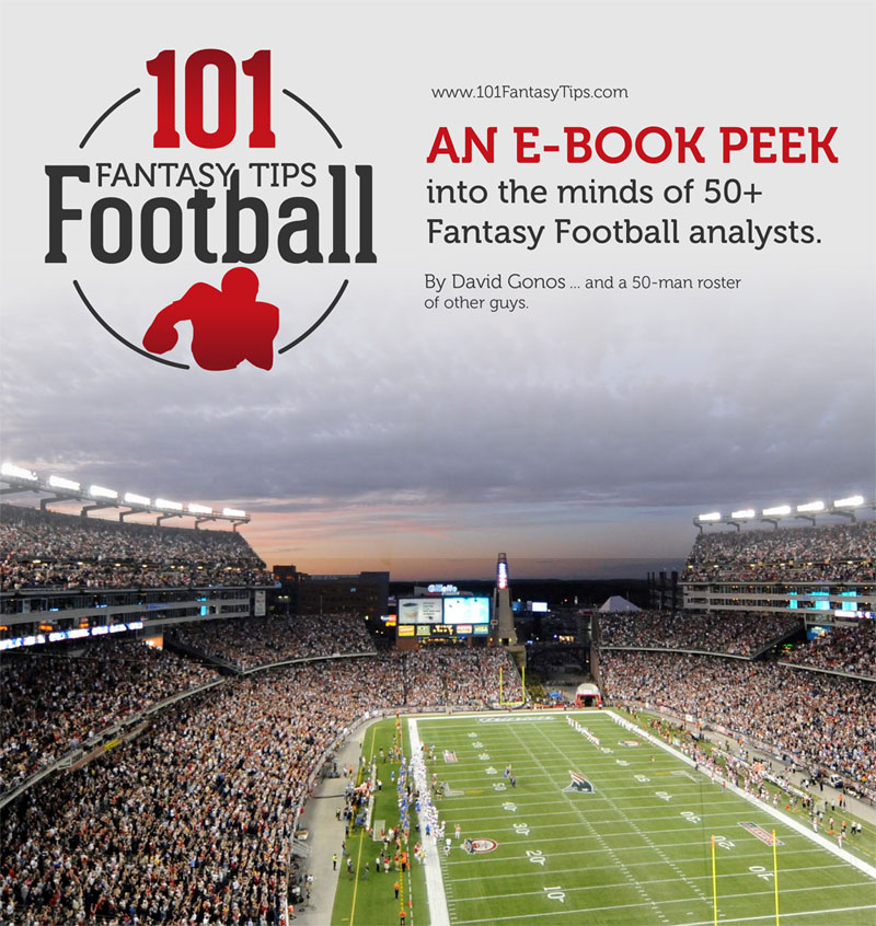 101 Fantasy Football Tips