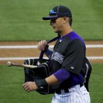 Does Troy Tulowitzki suffer without Carlos Gonzalez?