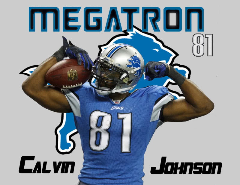 Week 7 WR Rankings - Megatron