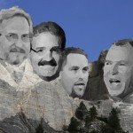 The Four Faces of Fantasy Baseball Mount Rushmore